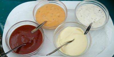 Roux, Sauces And Serve