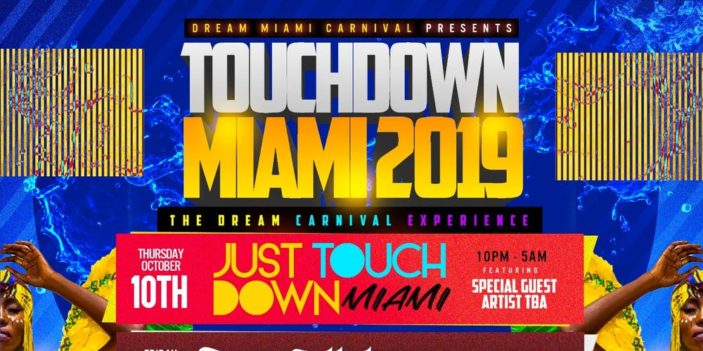 Dream Carnival Experience 2019 Tickets Thu Oct 10 2019 At