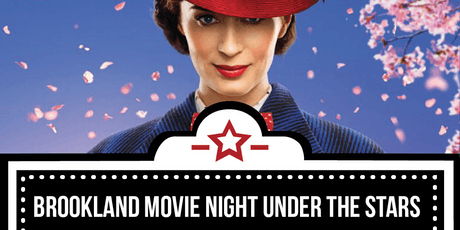Brookland Movie Night Under the Stars tickets