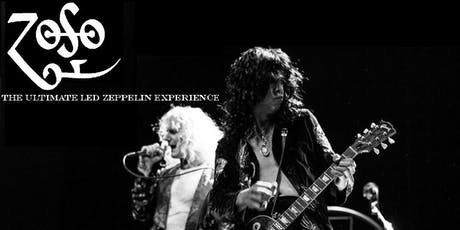 Zoso: The Ultimate Led Zeppelin Experience  tickets