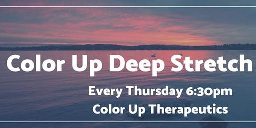 Color Up Deep Stretch