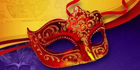 Masquerade Luncheon Soirée tickets