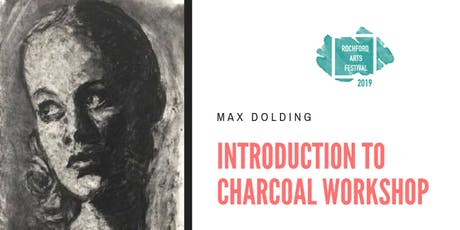 Workshop Introduction to Charcoal - with Max Dolding tickets
