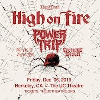 High On Fire, Power Trip