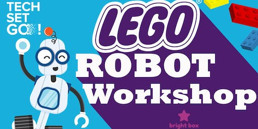 Tech Set Go! LEGO Robot Workshop - Greenhill Library