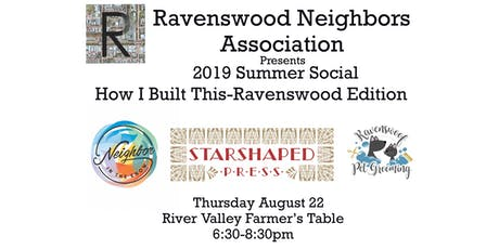 How I Built This-Ravenswood Edition tickets