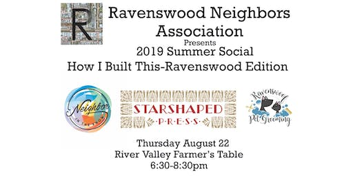 How I Built This-Ravenswood Edition