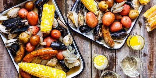 Narragansett Clam Bake