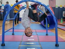 Tuesdays Together: Washington Elementary Playground