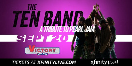 The Ten Band - A Tribute to Pearl Jam