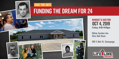 Funding The Dream for 24 - Banquet and Auction tickets