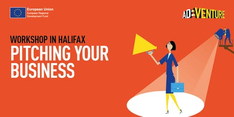 Adventure Business Workshop in Halifax - Pitching your Business tickets