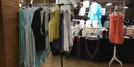 Linen and Pearls at WRB! tickets