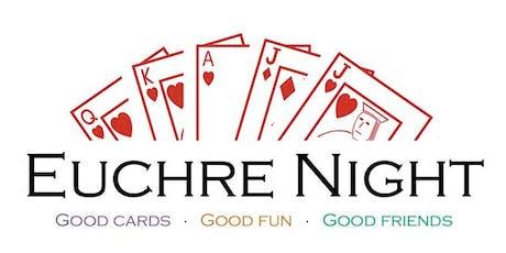 Euchre Night tickets