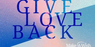 GIVE LOVE BACK - Frankfurt engagiert sich zugunsten von Make-A-Wish