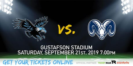 Harlan vs Del Rio Varsity Football tickets