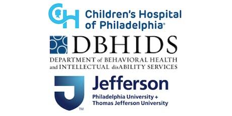 Youth Behavioral Health Summit tickets