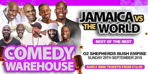 Jamaica Vs The WORLD | Comedy WareHouse