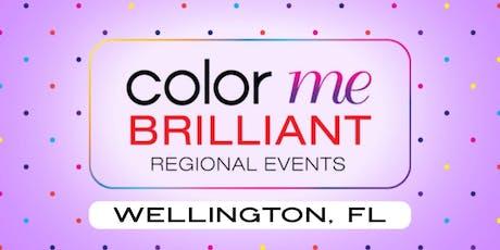 Color Me Brilliant-Wellington, FL. tickets