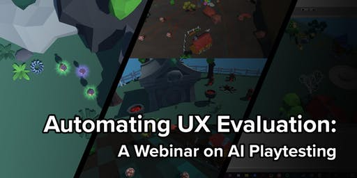 Automating UX Evaluation: A Webinar on AI Playtesting