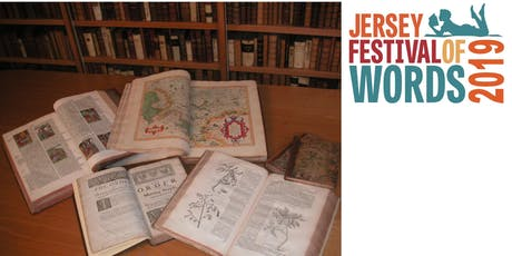 Hidden Treasures of Jersey Library tickets
