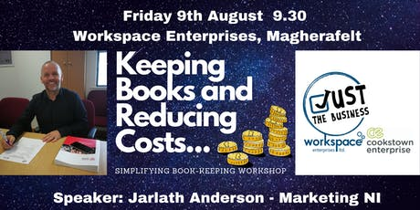 Keeping Books and Reducing Costs tickets