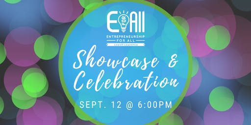 EforAll Lowell-Lawrence Showcase & Celebration