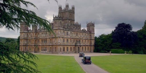 Downton Abbey Movie Celebration Event