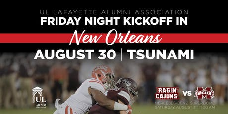 New Orleans Friday Night Kickoff tickets