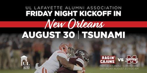 New Orleans Friday Night Kickoff