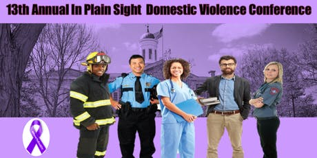 2019 In Plain  Sight Domestic Violence Awareness Conference tickets