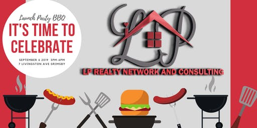 LP Realty Network and Consulting BBQ Launch Party