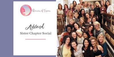 Women of Vision Ashland Social Meet-up