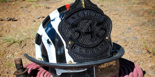 LAFD Honor Guard's 5th Annual 9/11 Memorial Hill Climb