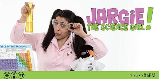 Jargie the Science Girl - Torrance, CA