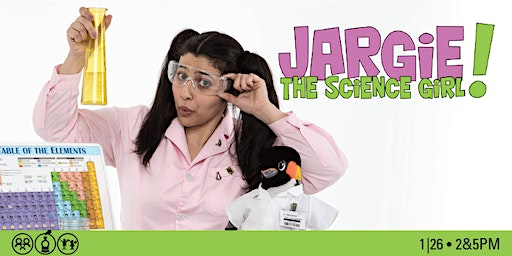 Jargie the Science Girl - Torrance, CA