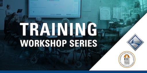 Maryland Training Workshop - September 5