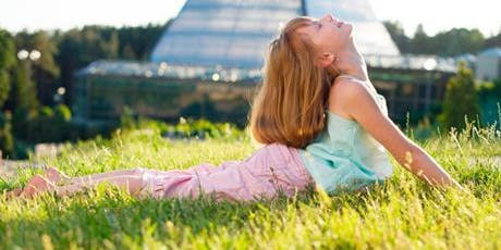 Bedtime Yoga for kids