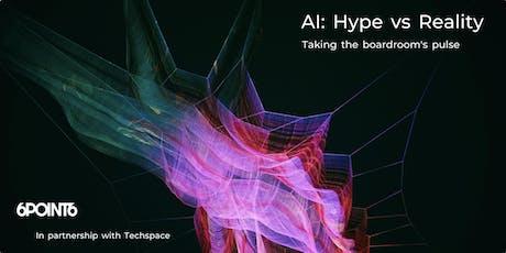 AI: Hype vs Reality tickets