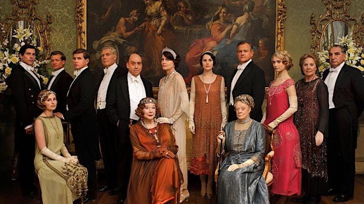 """Downton Abbey"" Inspired Tea image"
