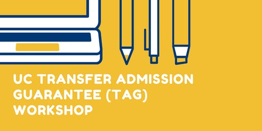 UC TAG Workshop