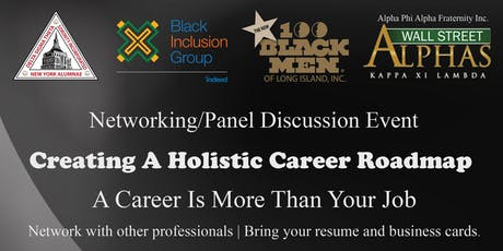 Creating a Holistic Career Roadmap  tickets