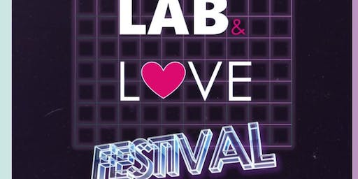 LAB and LOVE Festival Vending