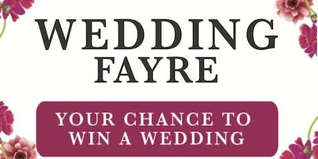 Wedding Fayre tickets