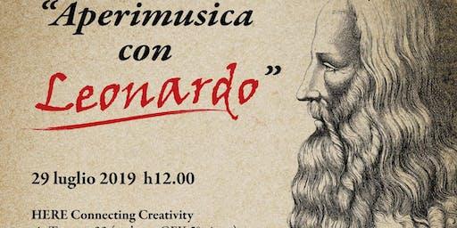 """""""Aperimusica con Leonardo"""""""