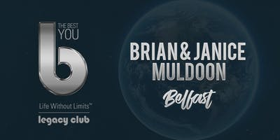 The Best You Legacy Club Belfast