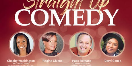Straight Up Comedy tickets