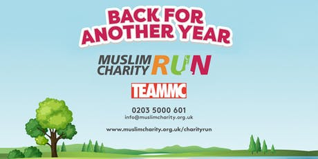 Muslim Charity Run 2019 tickets