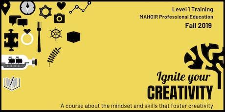 Ignite Your Creativity tickets