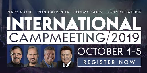 2019 International Campmeeting
